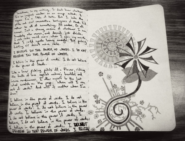 Discovering old journals, #5